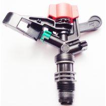 Zraszacz Polowy Typu 5022 SD NAANDANJAIN z dyszami 3,2x1,8 (zielona-Rmax-11,5m)