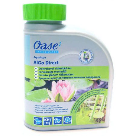 Algo Direct 500 ml Likwidator glonów nitkowatych OASE-50547 nowe opakowanie