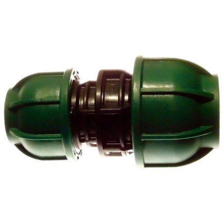 dwuzłącze redukcyjne PE 50-25 IRRITEC