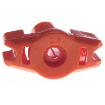 Dysza pomarańczowa 2.8-Rmax-12,0m zraszacz polowy 427NAANDANJAIN