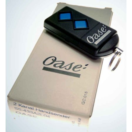11282-OASE-dwukanałowy pilot sterujący (2 channel remote control)