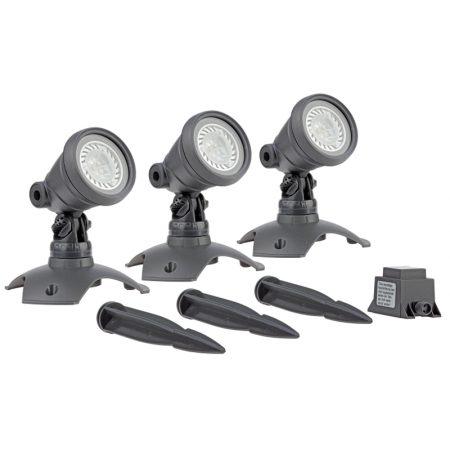 Zestaw oświetlenia do oczka wodnego Lunaqua 3 LED 10 W Set 3