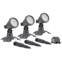 Oświetlenie LED, Lunaqua 3 LED 10 W Set 3 OASE-57035 POZNAŃ