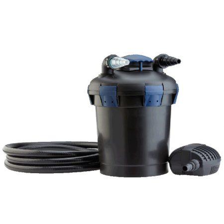 BioPress Set 6000 OASE-50453 - zestaw filtr ciśnieniowy z pompa do oczka wodnego POZNAŃ