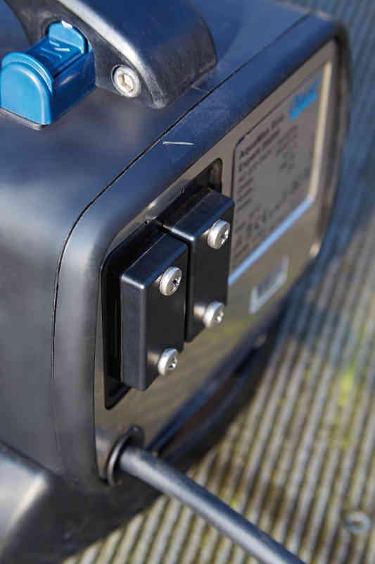 sterowanie DMX pompa oase